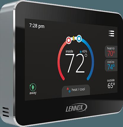 Lennox Thermostat ComfortSense SE 7500