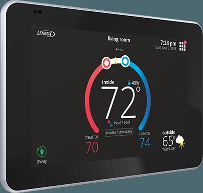 Lennox Thermostat iComfort S30
