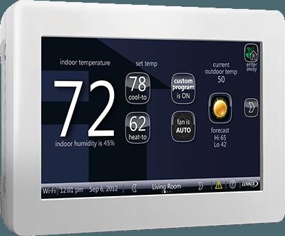 Lennox Thermostat iComfort Wi-Fi